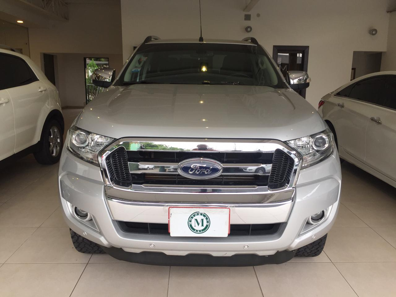 FORD RANGER 2017 LIMITED