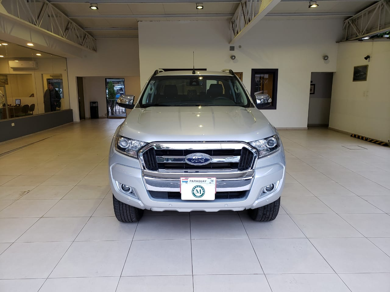 FORD RANGER LTD D/C 4X4 2019