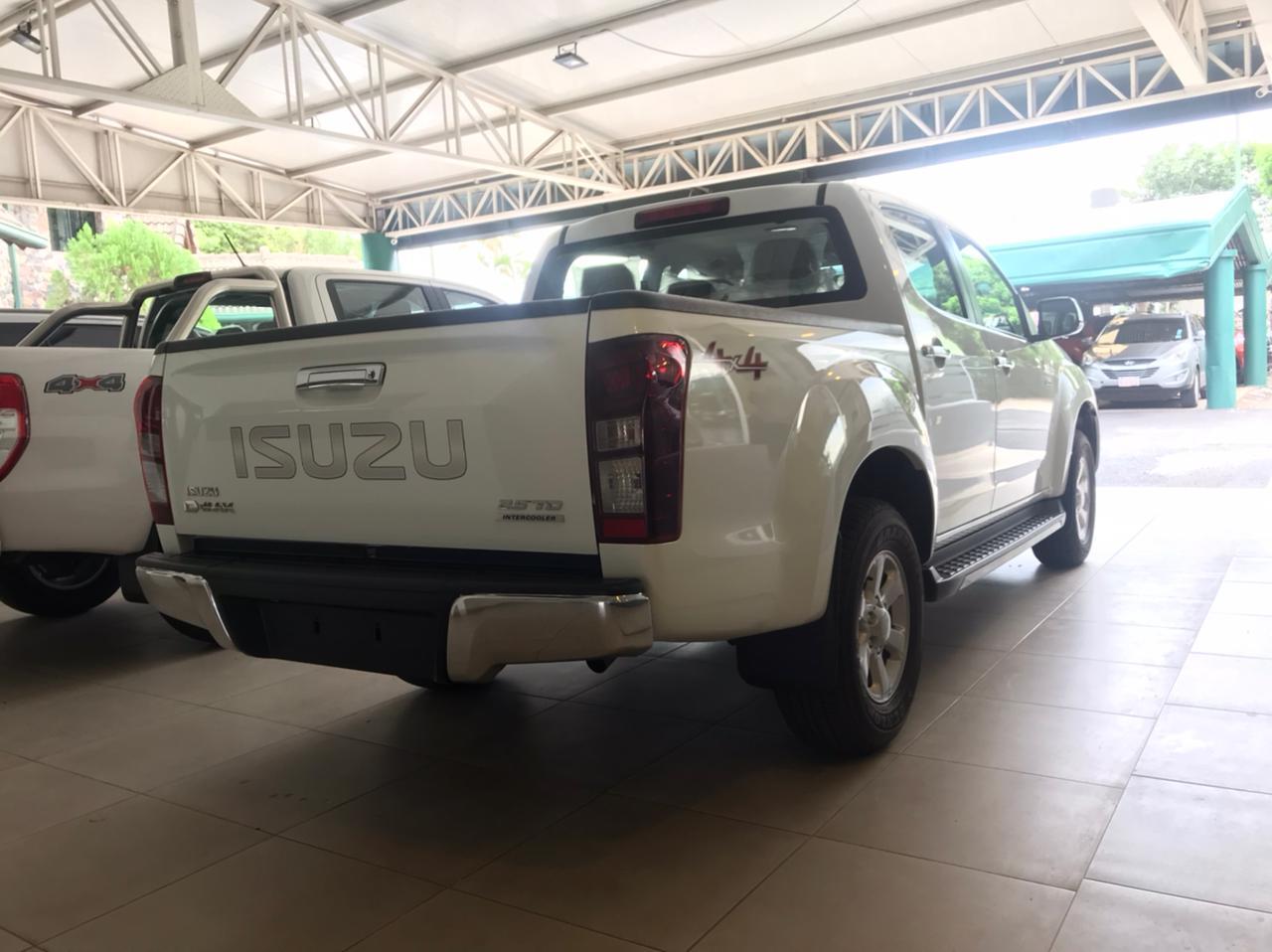 ISUZU D-MAX 4X4 2021